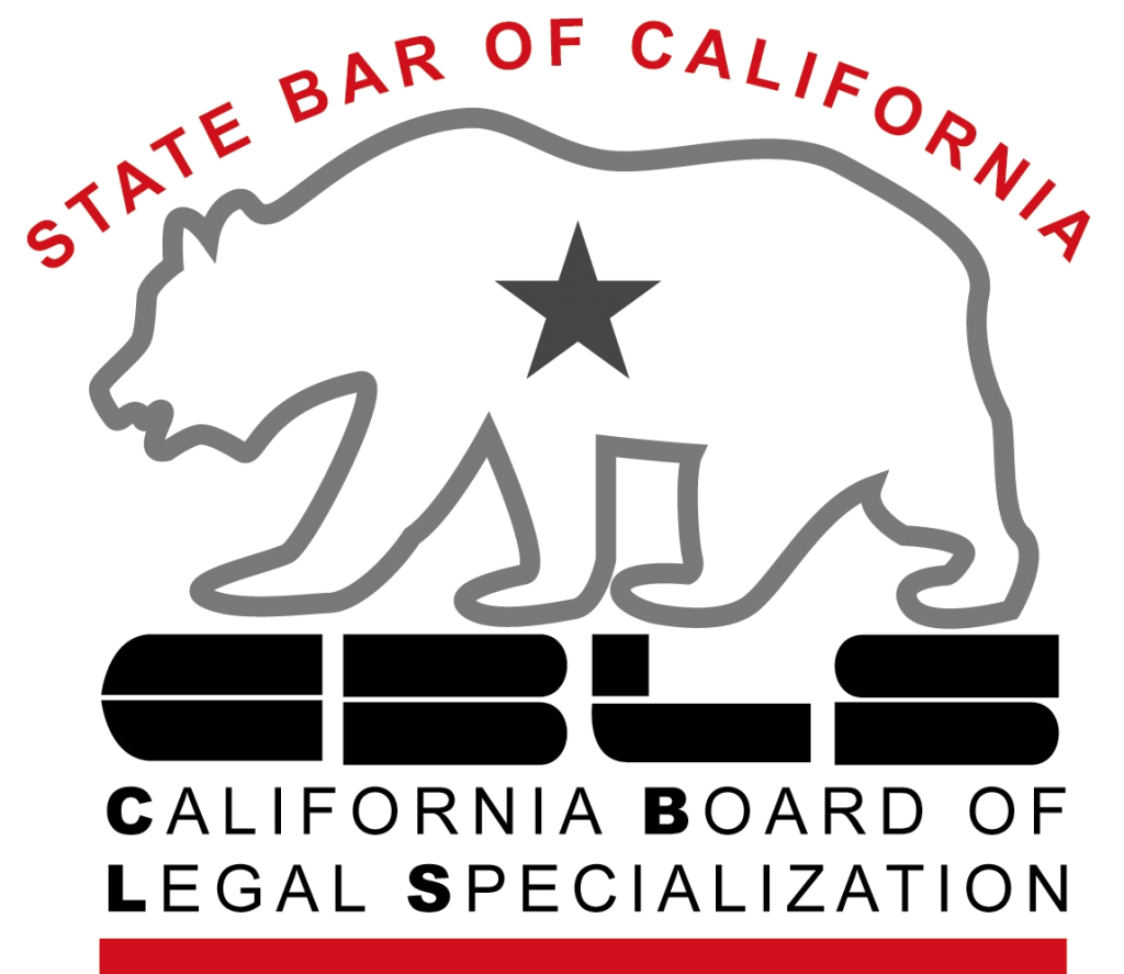 California Board Of Legal Specialization Logo