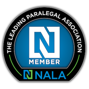 Leading Paralegal Association Badge